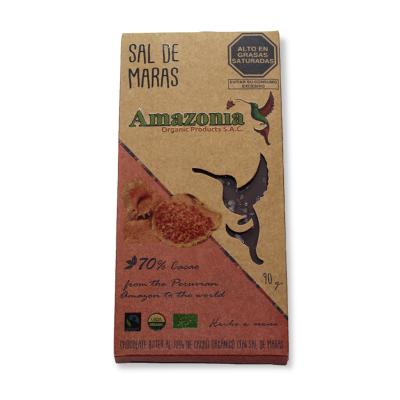 Chocolate Sal de Maras Amazonía