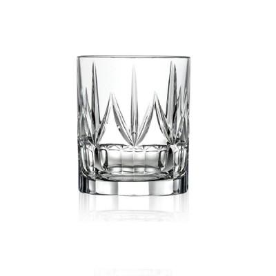 caja de 6 vasos de whiskey