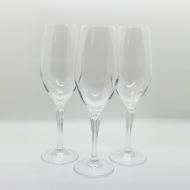 Copas de Champagne Glamour cristal RCR