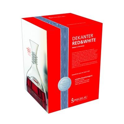 Decantador de cristal Red & White Spiegelau