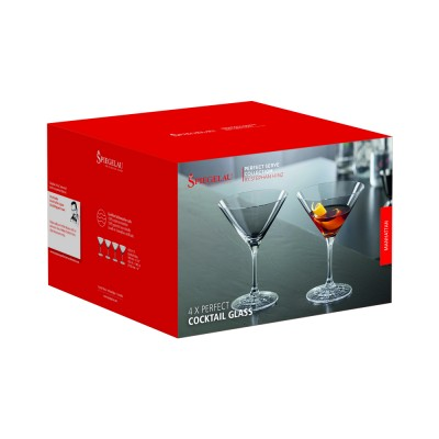 copas de cristal set Martini Spiegelau